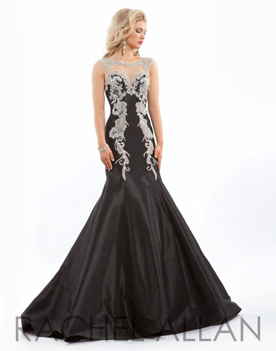 Prima Donna Pageant Dress 5711 Long Gown - Everything4pageants.com