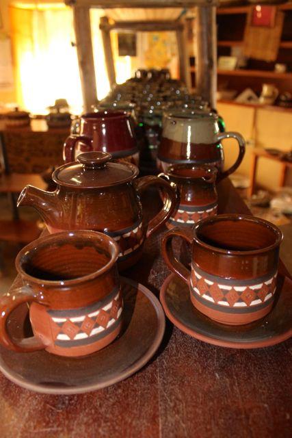 Pottery in Botswana