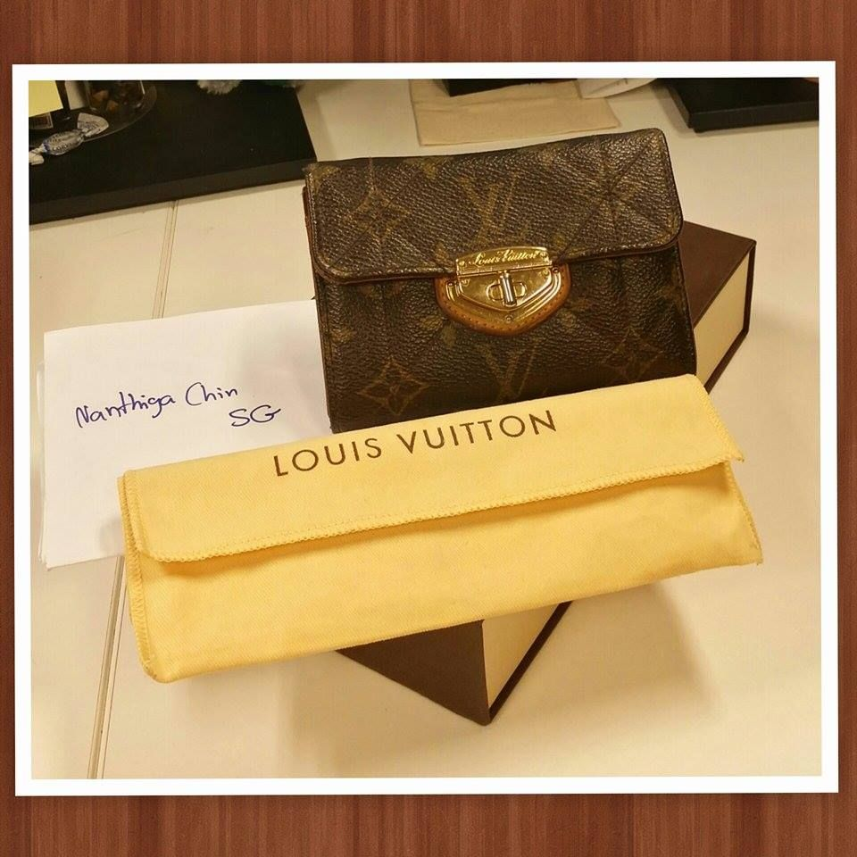 Louis Vuitton Monogram Etoile.  Used condition 8/10  Come with Dust bag and box   Selling at 389SGD    Tag#LV#Louis Vuitton#Cheap#authentic#real#Preowned#Preloved#Prada#chanel#Miu miu#Gucci#
