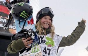 Jamie Anderson is the super talented snowboarder who won ...