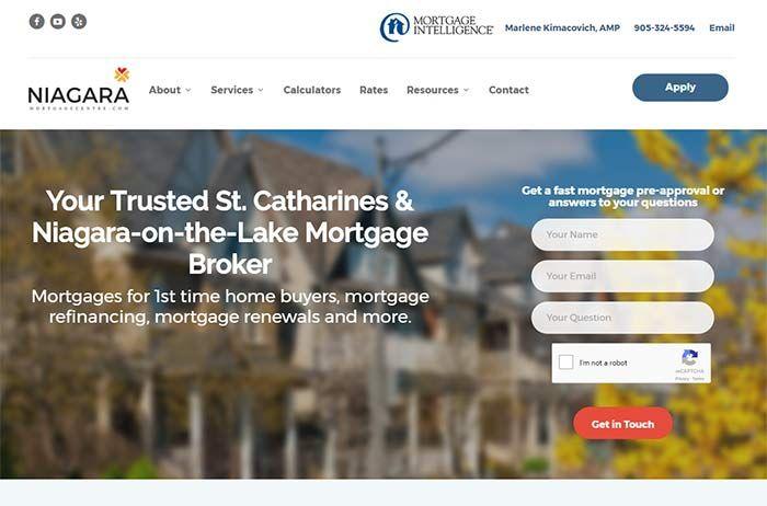 Niagara Mortgage Centre - St Catharines, Niagara-on-the-Lake