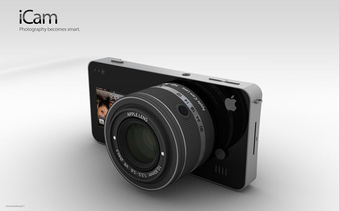 Apple iPhone PRO Concept