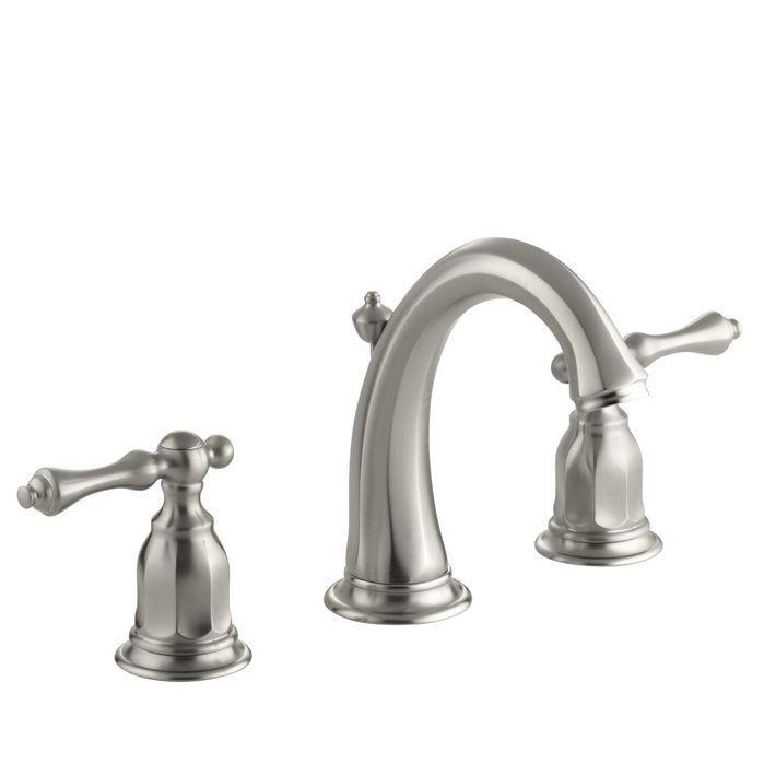 Kelston Widespread Bathroom Sink Faucet | Bathroom sink faucets ...
