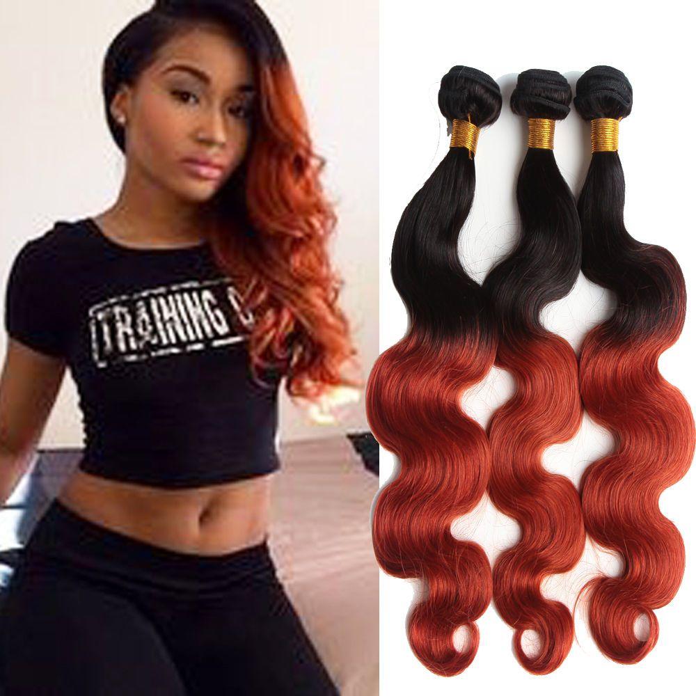 3 Bundles 10 30 Human Hair Weave 50g Body Wave 1b 350