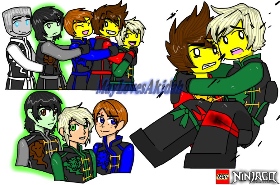 Lego Ninjago #847 By MaylovesAkidah.deviantart.com On