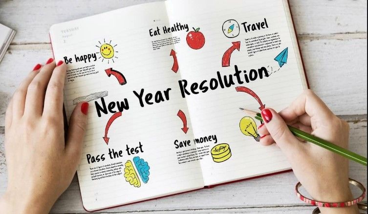 30 New Years Resolutions Dengan Gambar Kutipan Tahun Baru
