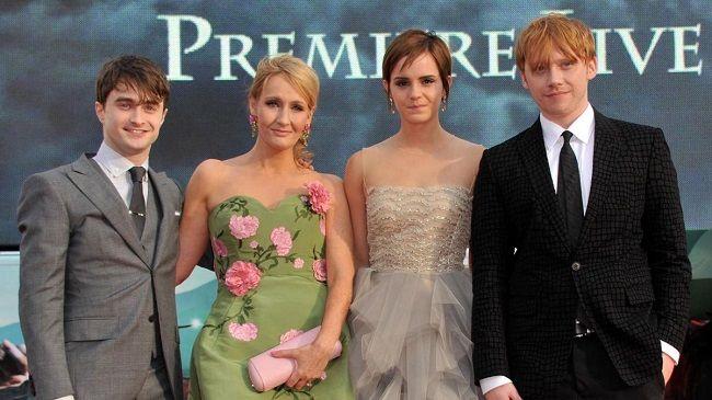 J K Rowling Biography Age Net Worth Height Married Nationality La Saga Harry Potter