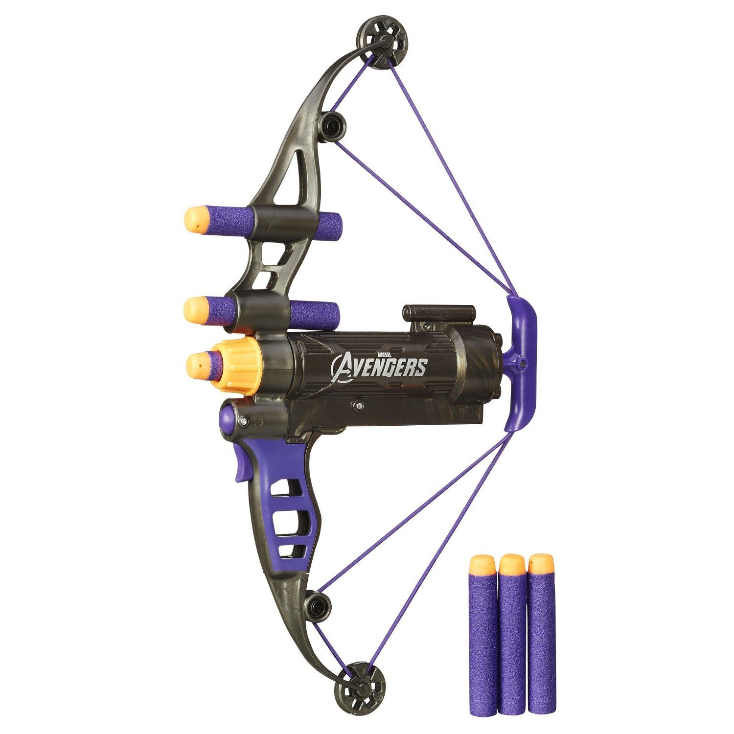 Marvel Avengers Hawkeye Longshot Bow Toy Only $9.84!