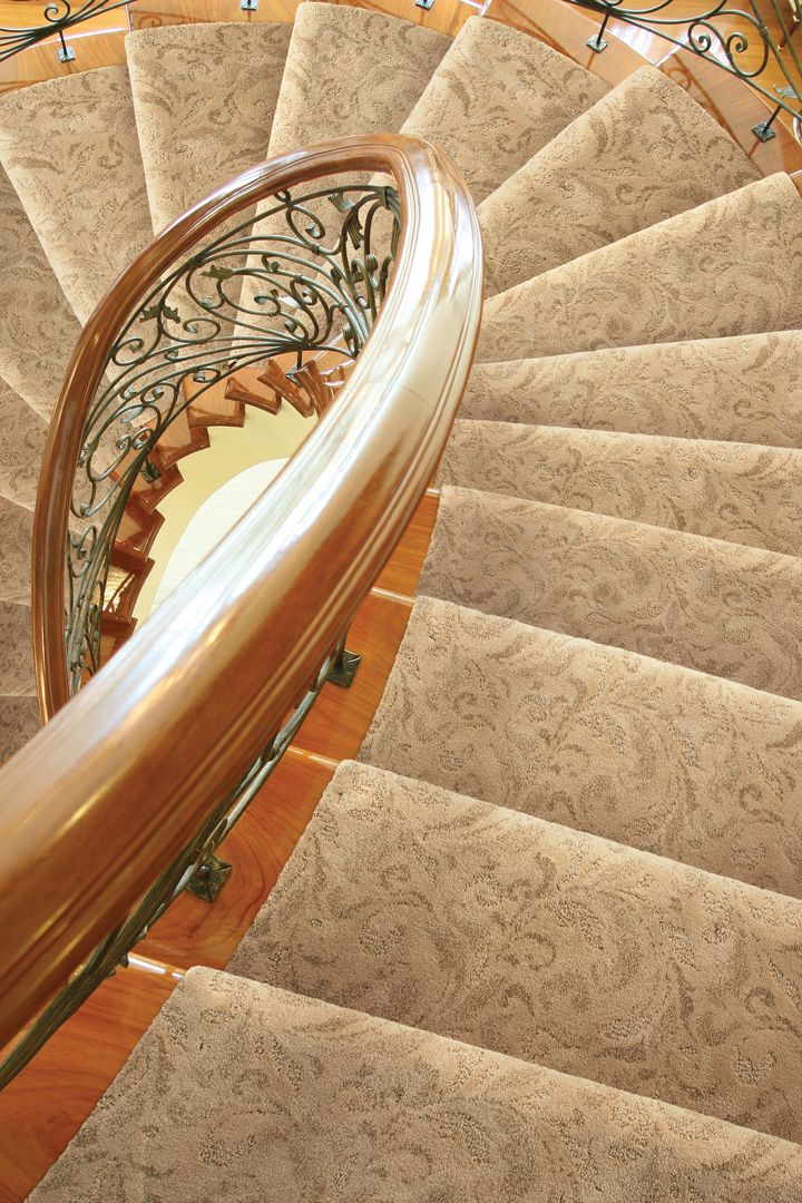 Damask Color 00235 From Tuftex Carpets Of California | Carpet Colors For Stairs