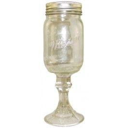 16oz Redneck Wine Glass