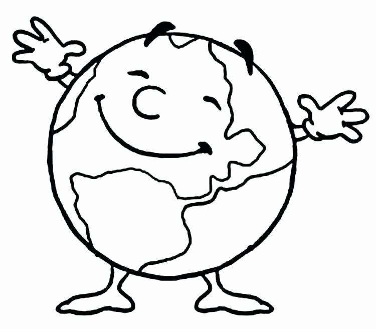 Planet Earth Coloring Page Unique Planet Earth Drawing At Getdrawings In 2020 Earth Day Coloring Pages Earth Coloring Pages Planet Coloring Pages