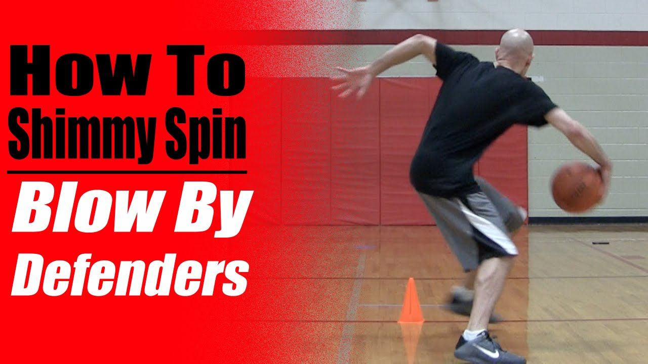 How To Shimmy Spin Best Basketball Moves How To Break Ankles Nba Ankle Breakers Basketball Moves Basketball Workouts Basketball Drills Dribbling