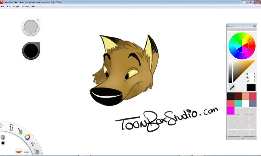 Autodesk Sketchbook Pro 6 For Beginners Tutorial By Toonboxstudio