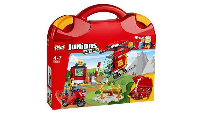 Ønskeliste 4 år køb: LEGO Juniors brandvæsen