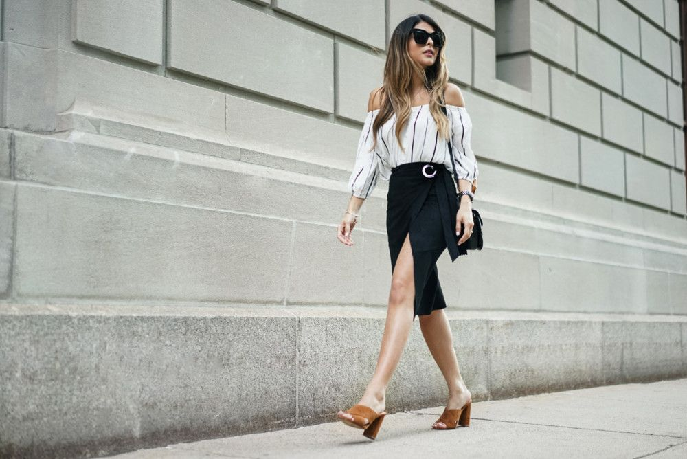 Buckle Wrap Skirt | The Girl From Panama- Buckle Wrap Skirt, Faithfull The Brand…