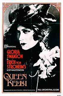 Posteritati: QUEEN KELLY R1970's U.S. 1 Sheet (27x41)