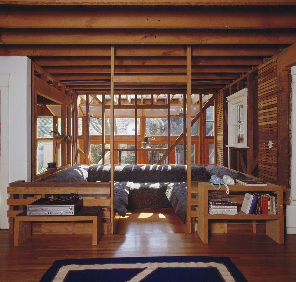 Frank Gehry Residence in Santa Monica Interior Interior Porn