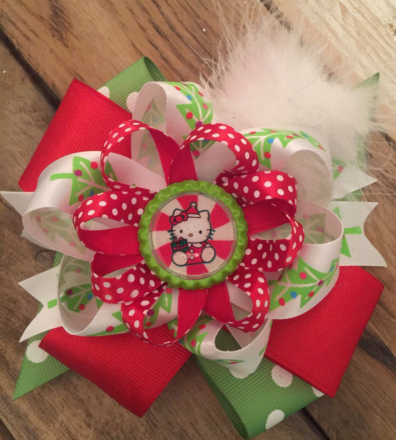 A personal favorite from my Etsy shop https://www.etsy.com/listing/499968045/hello-kitty-bow