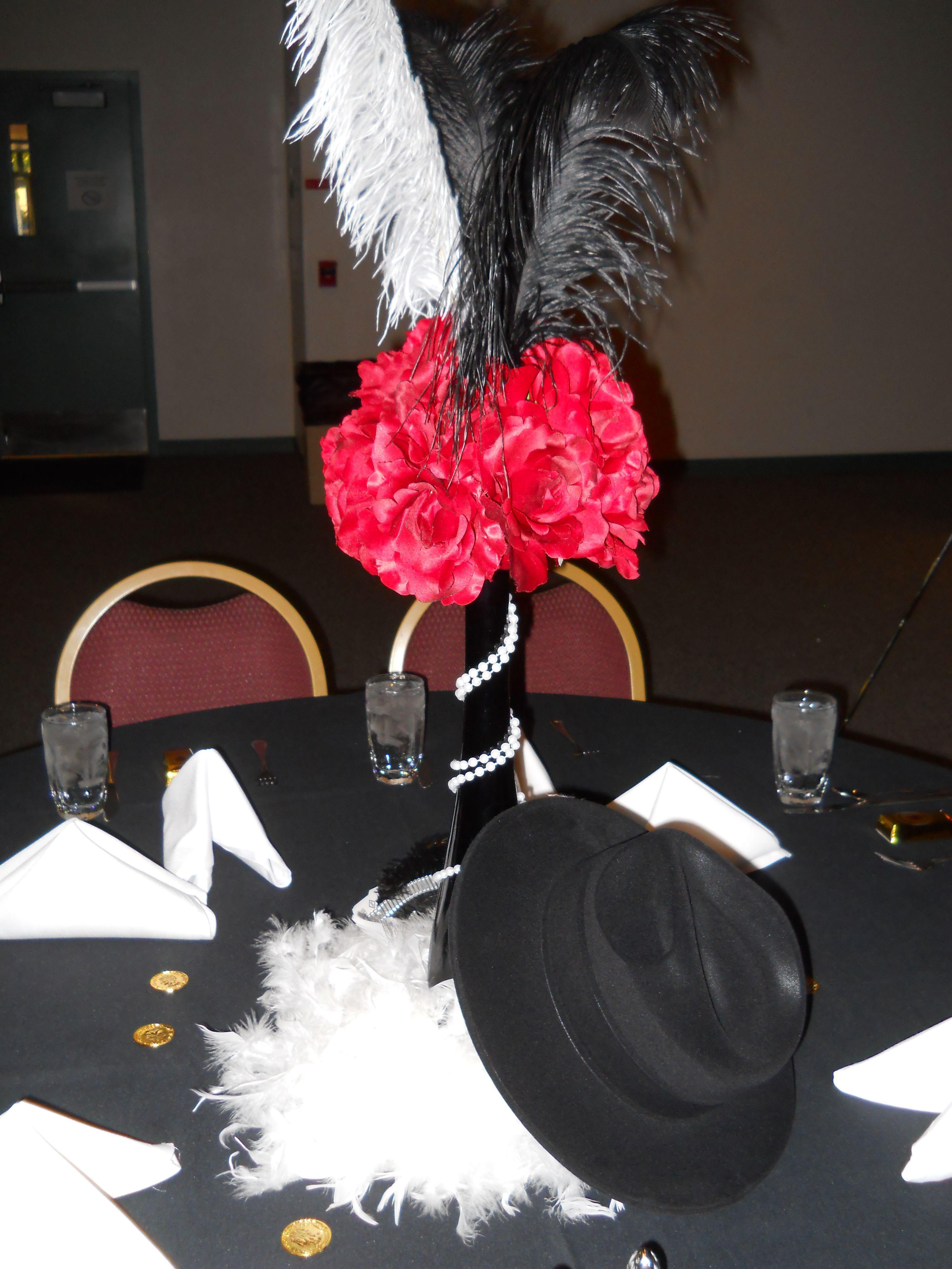 21 Elegant Harlem Nights Party Decorations Wedding Decoration