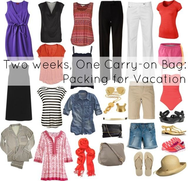 Ask Allie: Fit Two Weeks Of Clothes In Carry-on Luggage