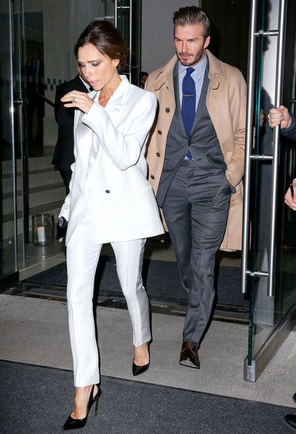 Victoria Beckham's Most Stylish Looks Ever - February 8, 2016 - from InStyle.com