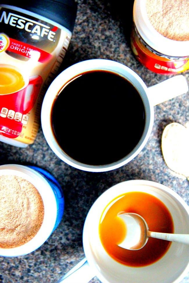 GIVEAWAY NESCAFÉ® + Coffeeemate Just Blew Our Minds