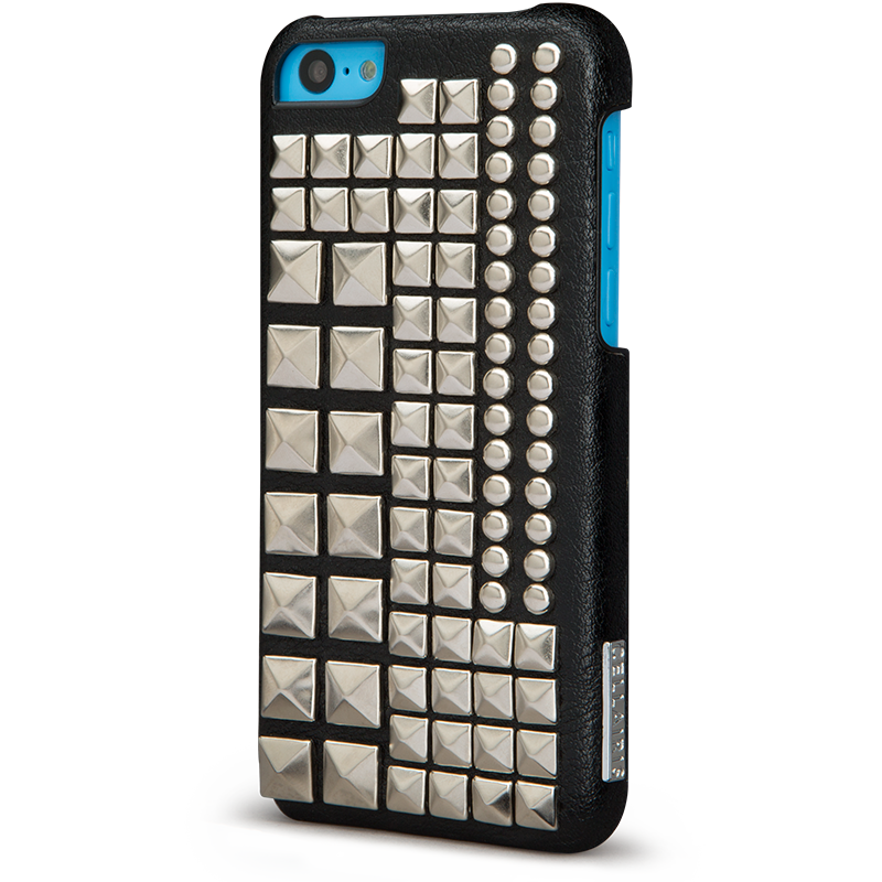 DeBari Sterlyn Spike It Up Case for Apple iPhone 5/5S/5C