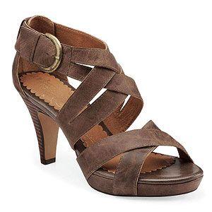 Go To Shoe | Women platform sandals, Clarks sandals, Leather