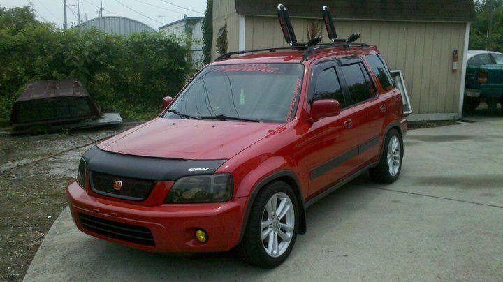Honda Crv 2001 Tuning Google Search Honda Crv Honda Civic Latest Cars