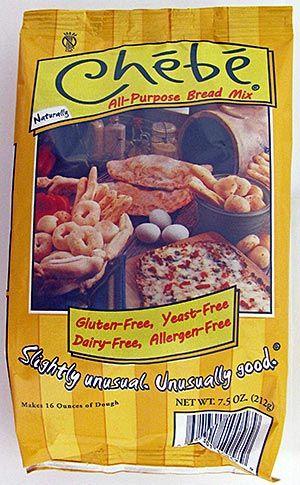 Chebe All-Purpose Gluten-Free Bread Mix | Gluten free ...