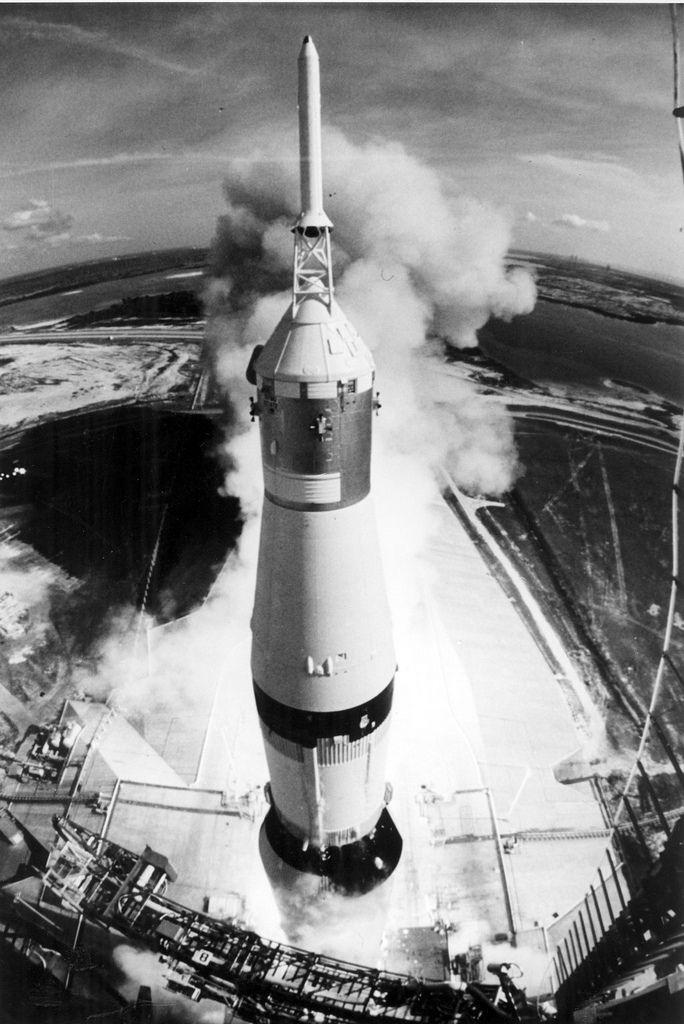 apollo 11 mission space race - photo #44