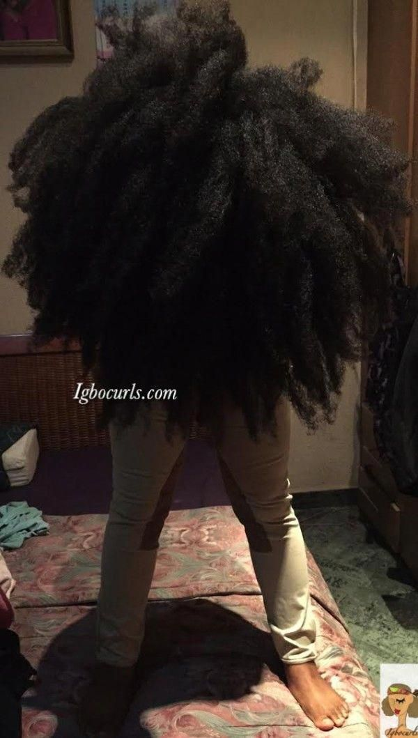 going back to natural hair color #NATURALHAIR