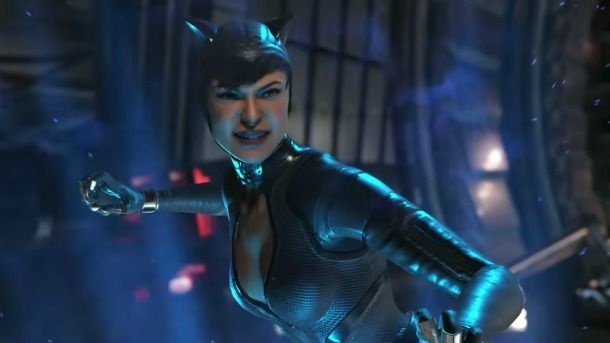 Catwoman gets cracking in new injustice 2 gameplay trailer technewsinsiders