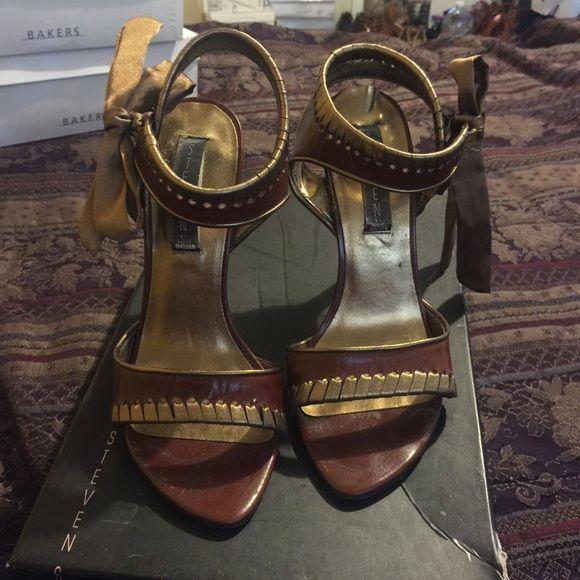 Shoes Brown Steve Madden shoes Steve Madden Shoes