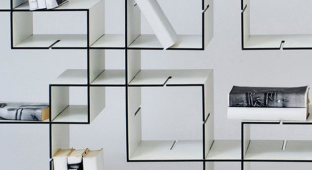 Attractive Konnex1 480x262 Modular Bookcase: KONNEX By Florian Gross Amazing Design
