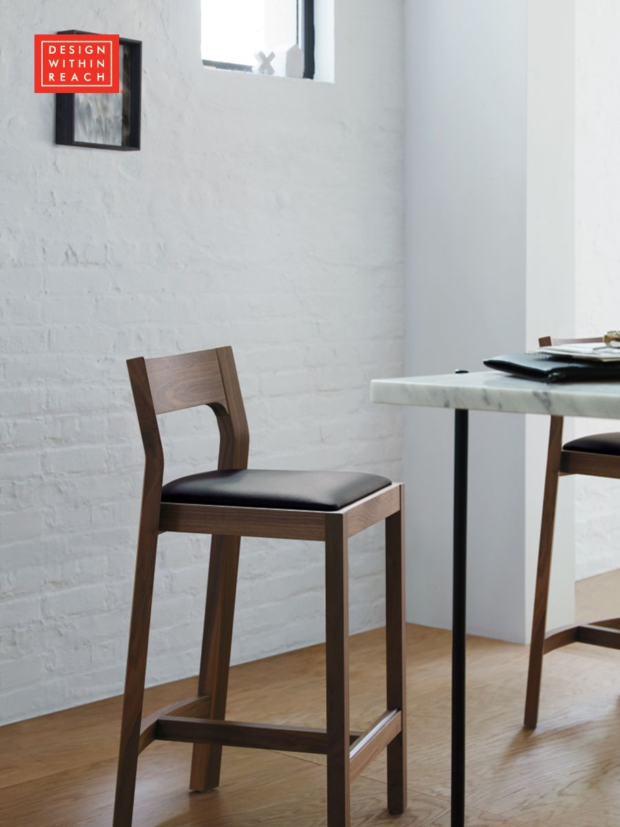 Profile Barstool Designed By Matthew Hilton For Case Design Within Reach