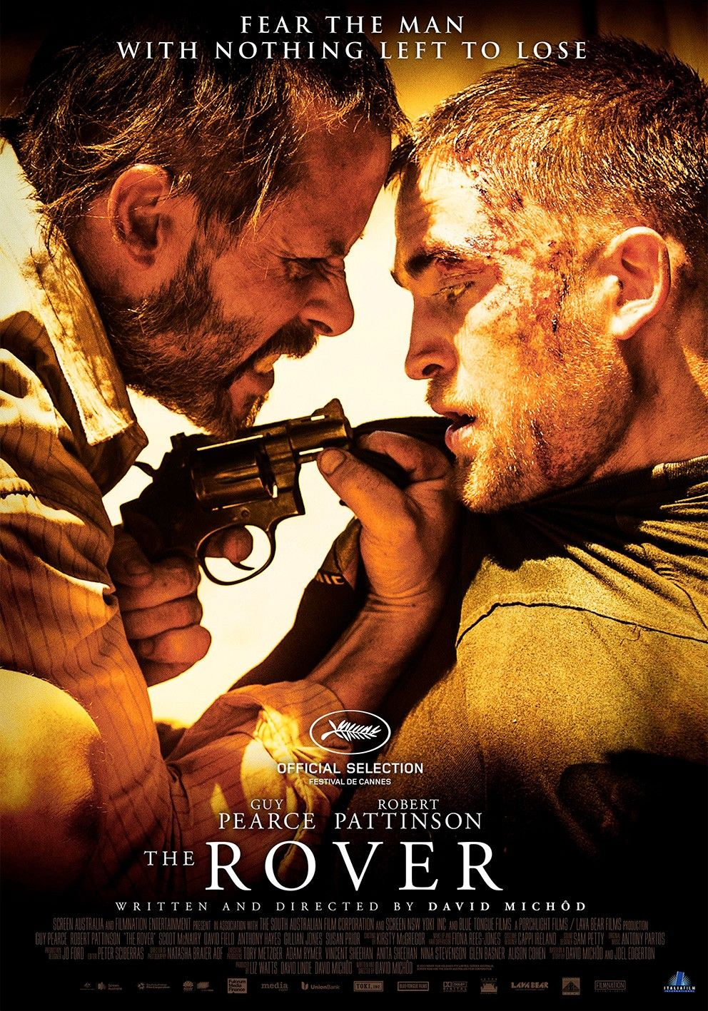Bom Filme Robert Pattinson Guy Pearce Filmes