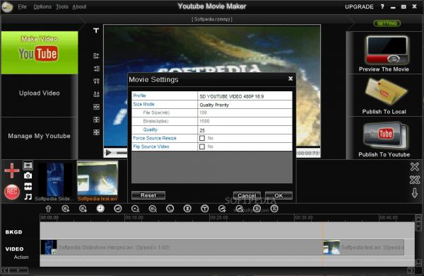 Youtube Movie Maker Aplikasi Edit Video untuk Youtubers