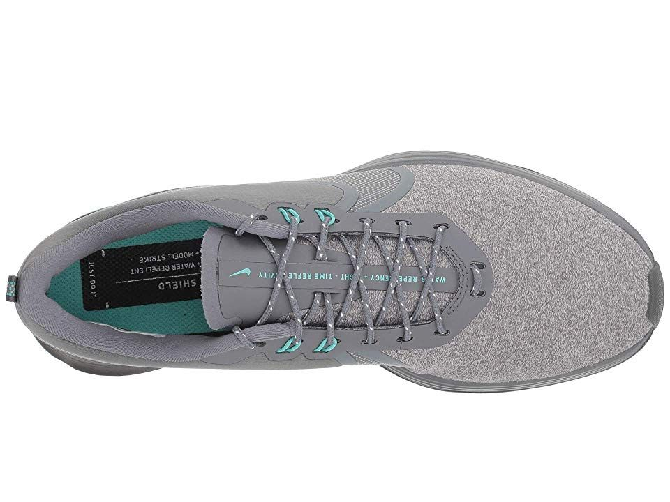 91add10e270b Nike Zoom Strike 2 Shield Women s Running Shoes Summit White Metallic Silver  Cool Grey