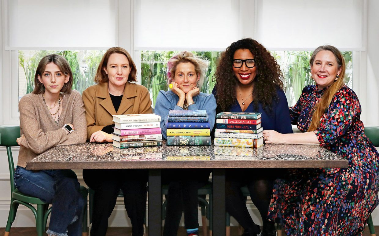 Here is the 2020 Women's Prize for Fiction longlist. in