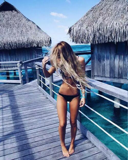 tumblr bum mädchen nackt strand