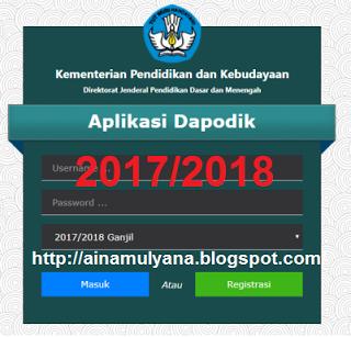 Aplikasi Dapodikdasmen 2018 Dapodikdasmen Versi 2018 Aplikasi Dapodik Atau Dapodikdasmen 2018 Dapodikdasmen Versi 2018 Atau Dap Pandora Screenshot Pandora