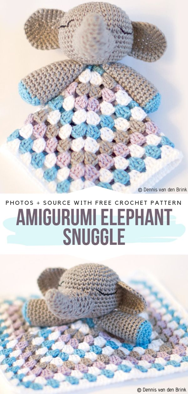 Sweet Crochet Lovey Ideas Free Patterns