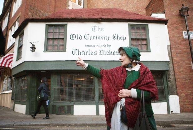 Charles Dickens Tour (London, England) - passports educational travel @passportstravel