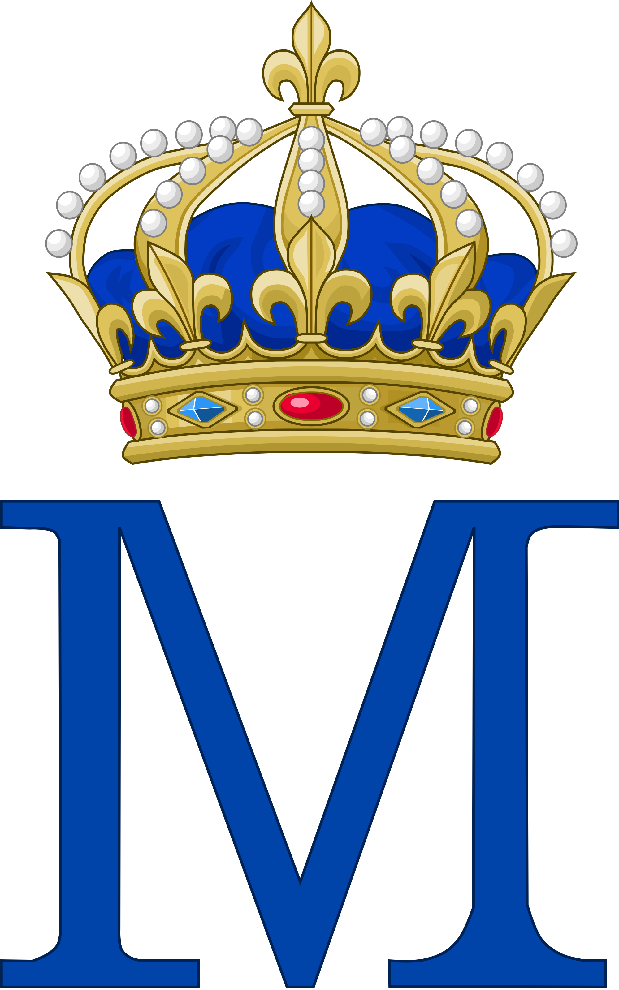 Mary Queen Of Scots As Queen Of France Royal Monograms Pinterest