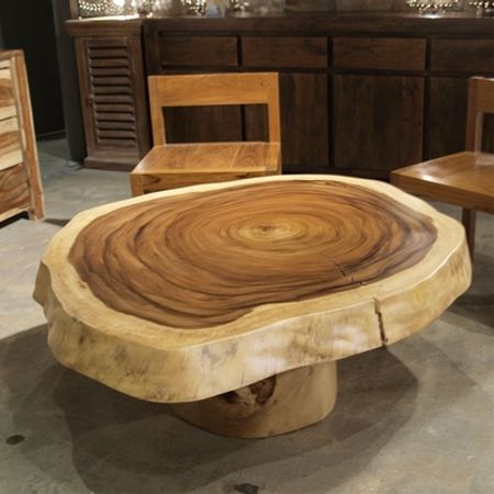 Home Dzine One Of A Kind Coffee Tables From Reclaimed Timber