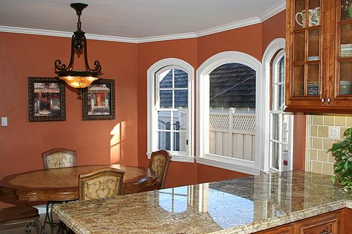 kitchen or dining room wall paint idea home furnishings