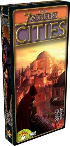 7 Wonders - Cities is the latest expansion for 7 Wonders. [CA$25.95]