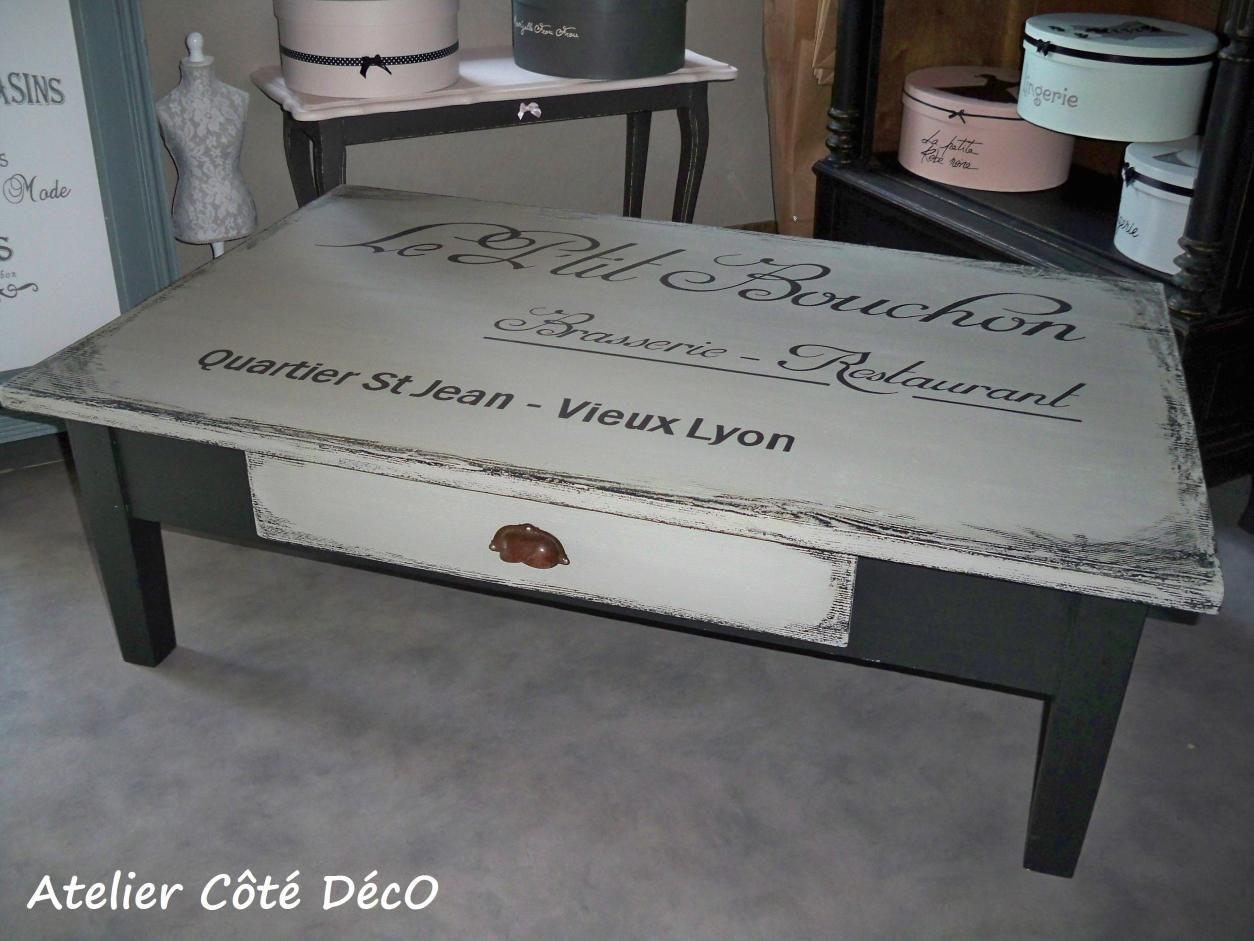 Avant Apres Atelier Cote Deco Page 2 En 2020 Mobilier De Salon Repeindre Table Basse Table De Salon