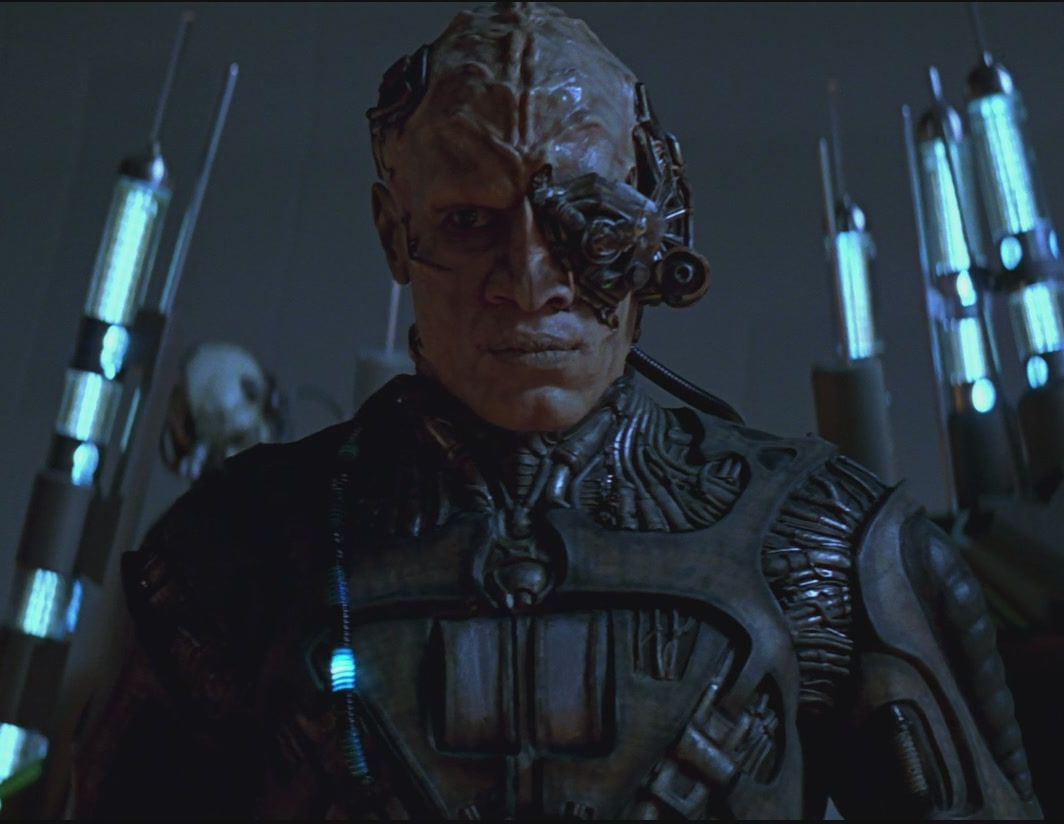 194 best images about BORG: STAR TREK on Pinterest